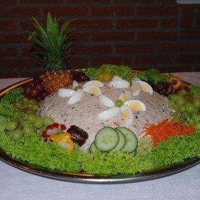 Horeca, salade 1