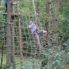 De Uitdaging, Tarzansprong 6