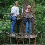 De Uitdaging, Tarzansprong