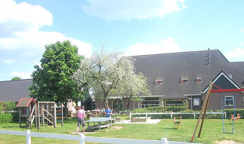 Schoolkamp in voor- of najaar