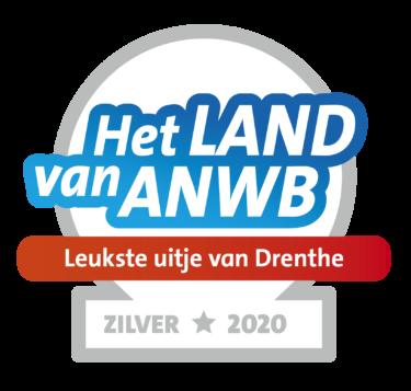 ANWB Leukste uitje van Drenthe 2020